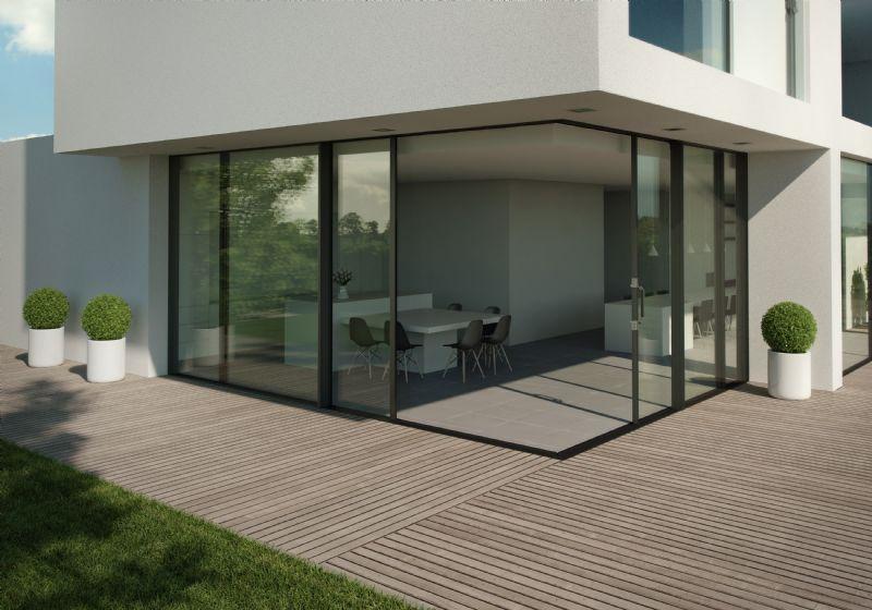 Architect@Work: Reynaers Aluminium stelt hoekschuifraam Hi-Finity voor