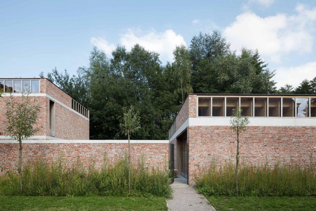Project Atelierwoning Mariakerke
