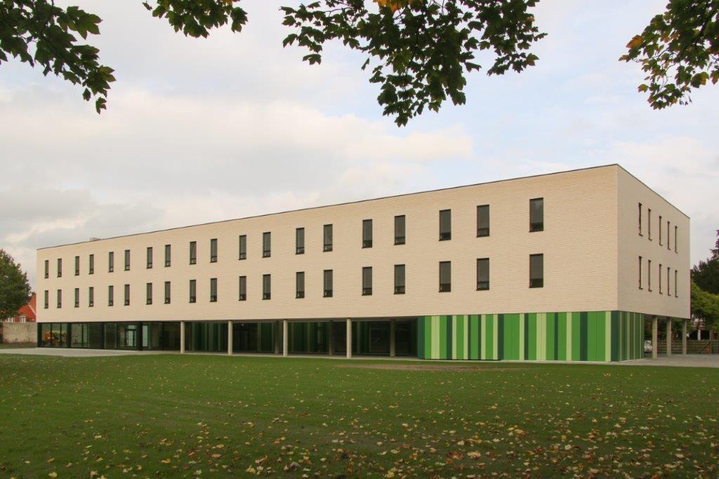 Talentenhuis Turnhout (Archiles architecten): fris internaat biedt jongeren warme thuis