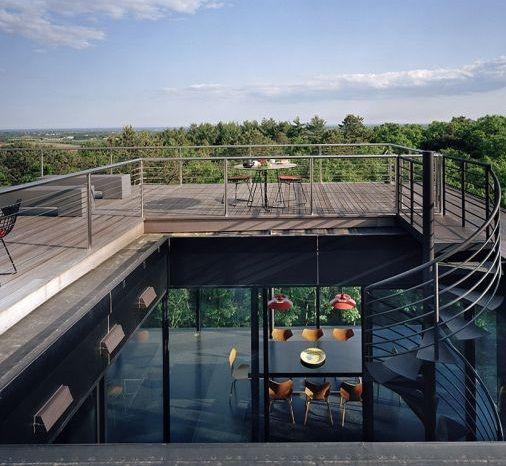 """Michel Buvé: """"Je kan een plat dak allerhande waardevolle toepassingen geven, maar helaas wordt er te weinig aan gedacht."""""""