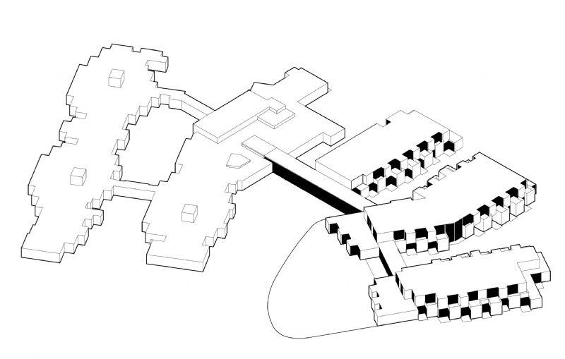 Winnaar prijs vakjury (concept): Huize Walden, Lava Architecten.