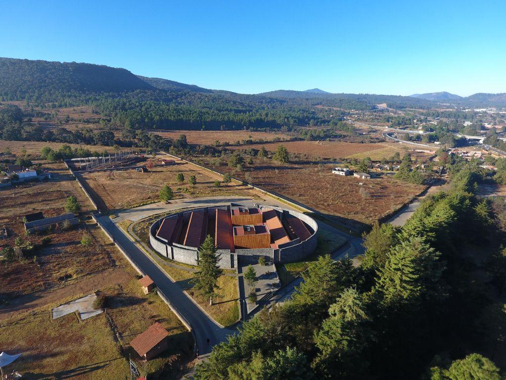 Met dit ontwerp won Gabriela Carrillo de Architect of the Year Award 2017.