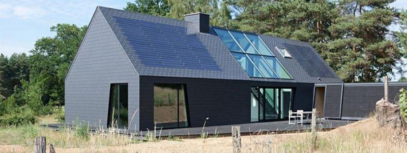 BIPV integratie in het dak