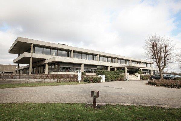 Oud gebouw Concentra/Het Belang van Limburg