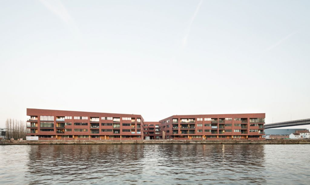 Duurzame bouwmaterialen dragen bij aan herontwikkeling Vilvoordse industriezone