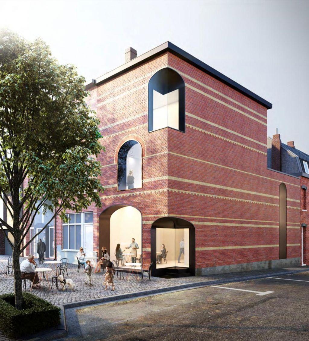 Portugese toparchitect Manuel Aires Mateus ontwerpt eerste KH House in Kortrijk
