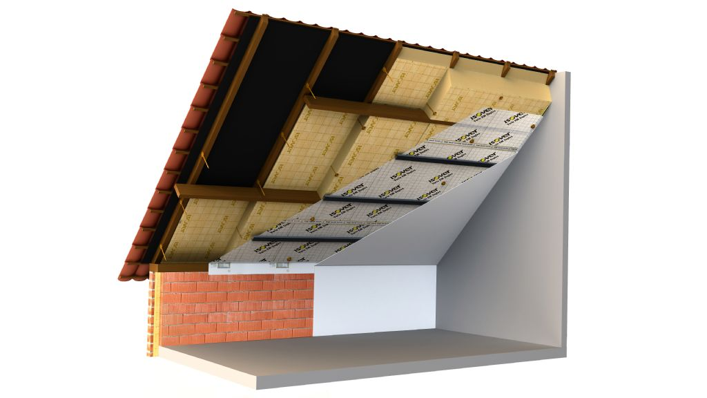 ISOVER lance un nouveau dossier « toiture parfaite » en ligne