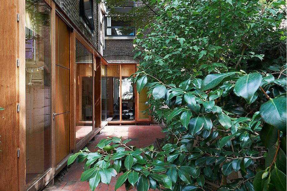 Lauréat dans la catégorie 'Habitat individuel' : Bertrand Evrats (HE-architectes scprl) pour la transformation d'une habitation à Liège