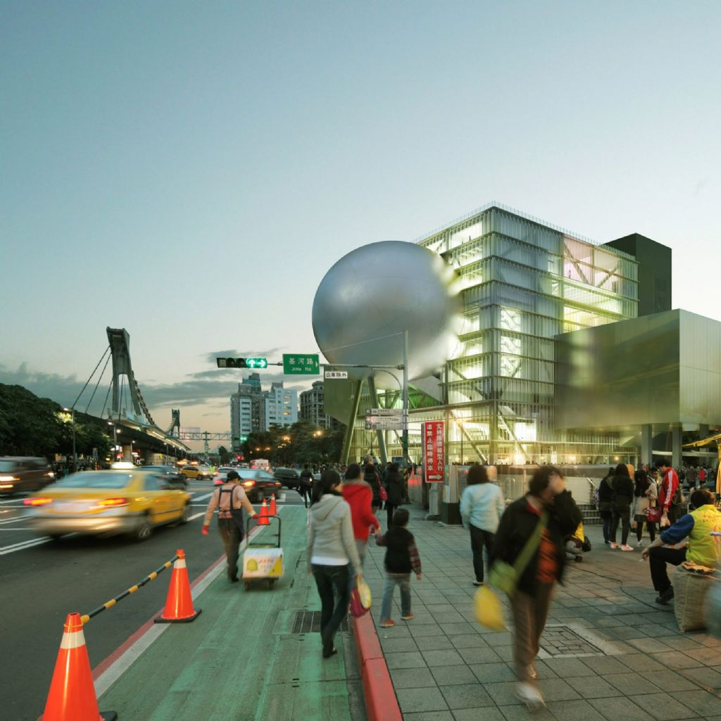 Tapei Performing Arts Center - Taiwan