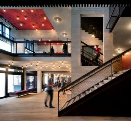 RIBA Stirling Prize: Haword Tompkins - Everyman Theatre