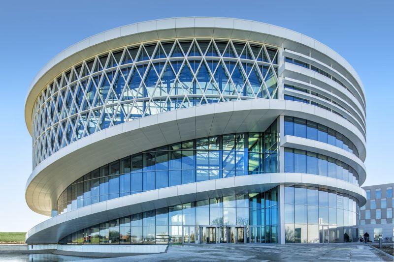 Mise en service officielle du nouveau quartier général de Barco
