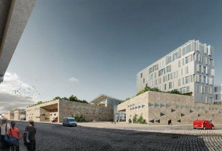 De Greenbizz-ontwikkeling in Brussel