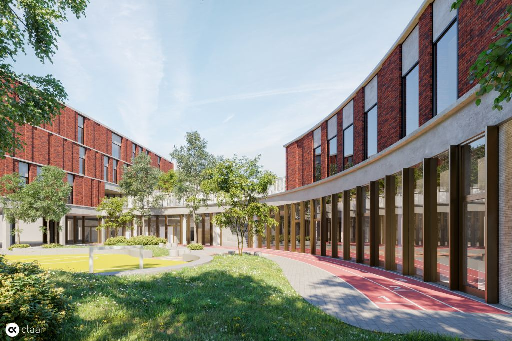 Basisschool en kinderdagverblijf Sint-Jans-Molenbeek