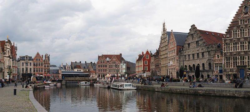 Sfeerbeeld van Gent