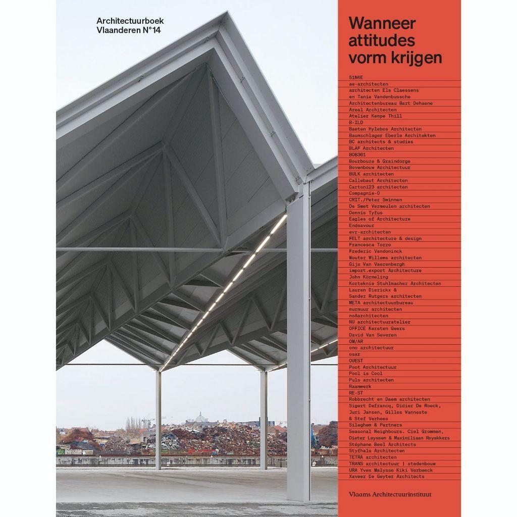 Projecten gezocht voor Architectuurboek Vlaanderen N°15
