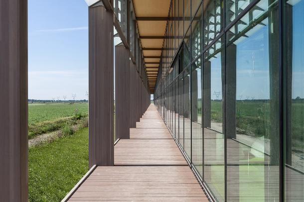ARC14 Architectuur: Bastiaan Jongerius Architecten met CONO Kaasmakers in Westbeemster