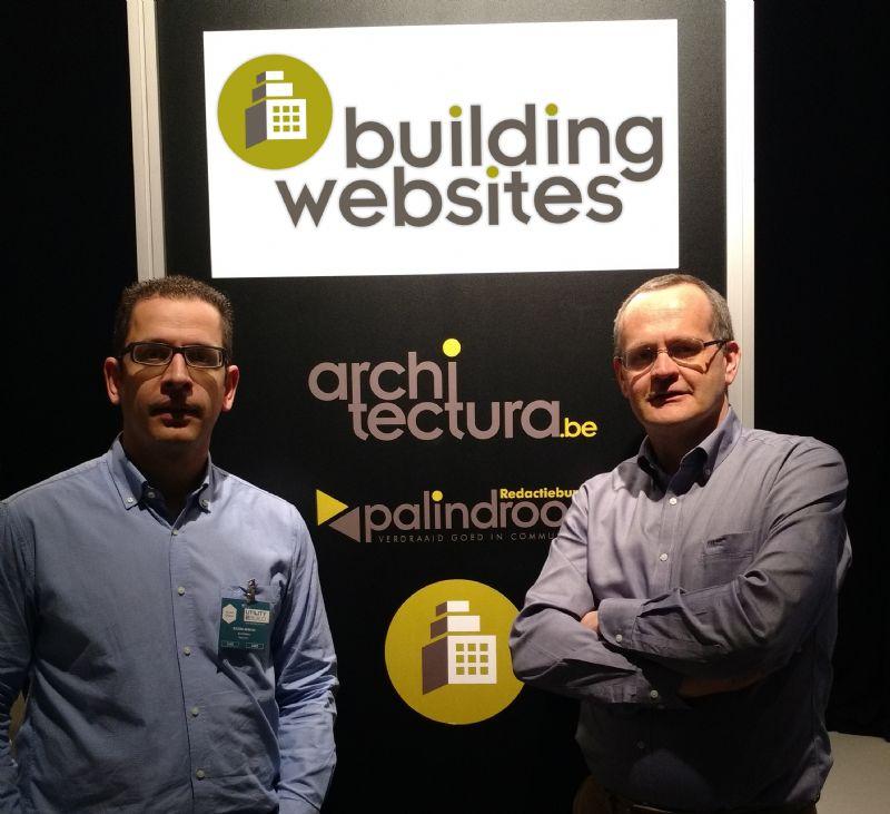 Building Websites: eerste websitebouwer die zich focust op bouw en architectuur