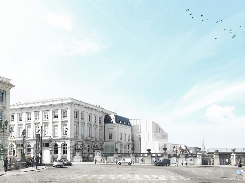 La SAU obtient le permis d'urbanisme pour LE CHAT cartoon museum