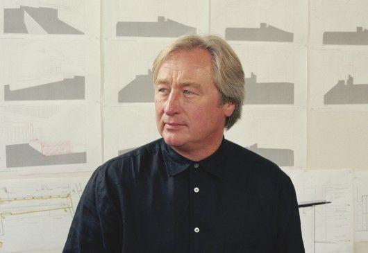 Steven Holl ontvangt op 15 oktober de Praemium Imperiale voor architectuur.