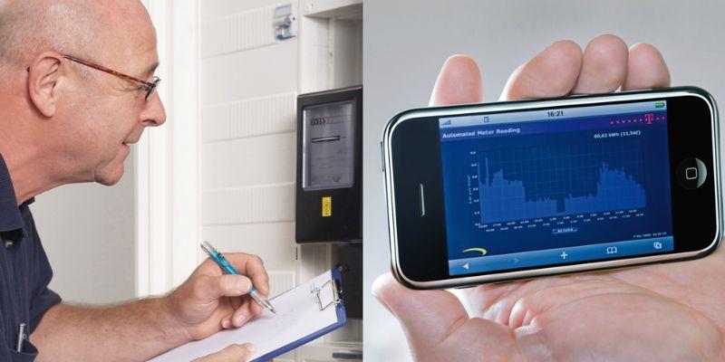 Het reële energieverbruik van een woning is dankzij slimme meters en thermostaten ook op te volgen via apps.