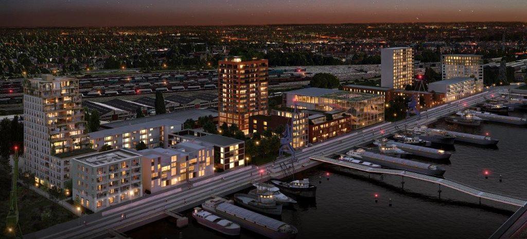 Het ontwerpteam van De Nieuwe Dokken bestaat uit Stéphane Beel Architects en BLAF Architecten (masterplan en conceptuele architecten); eld, DENC!-STUDIO, Onix architecten, Maat-ontwerpers, Ingenium en Ontwerpbureau Pauwels
