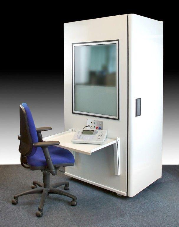 DOX Noise Control biedt gespecialiseerde audiometrie cabines aan