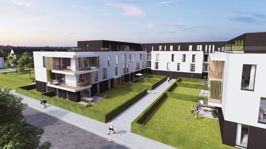 Woonproject Drypikkel (Kachet Architects) biedt antwoord op huisvestingsnood Merchtem