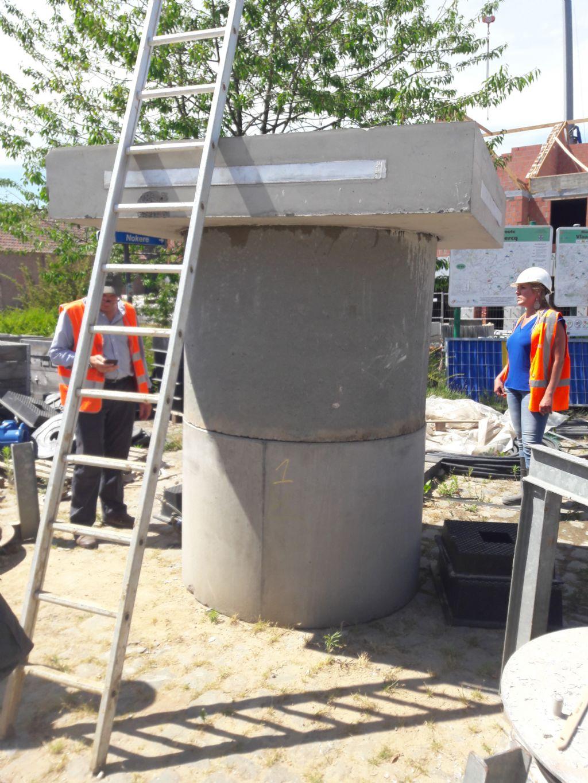 Precast in Infrastructure: Zwevende dekplaat