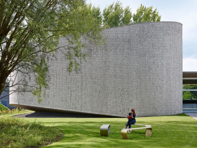 Prijs van de architectenjury: Dennis De Smet.