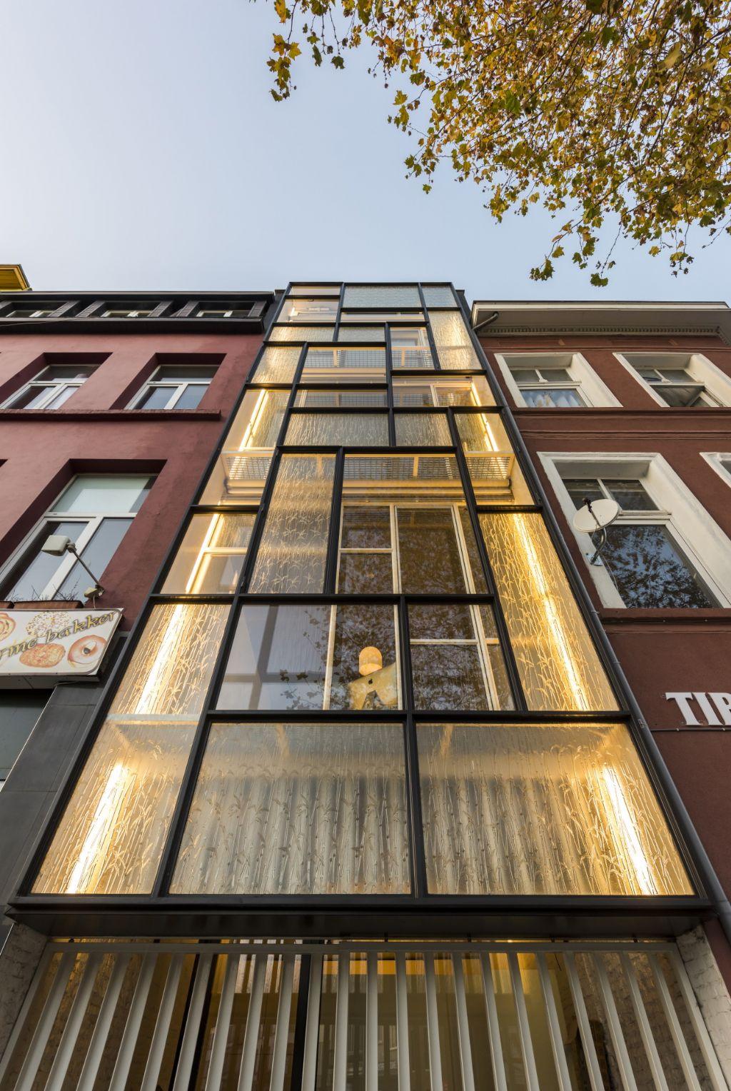 Mondriaan-woning in Antwerpen