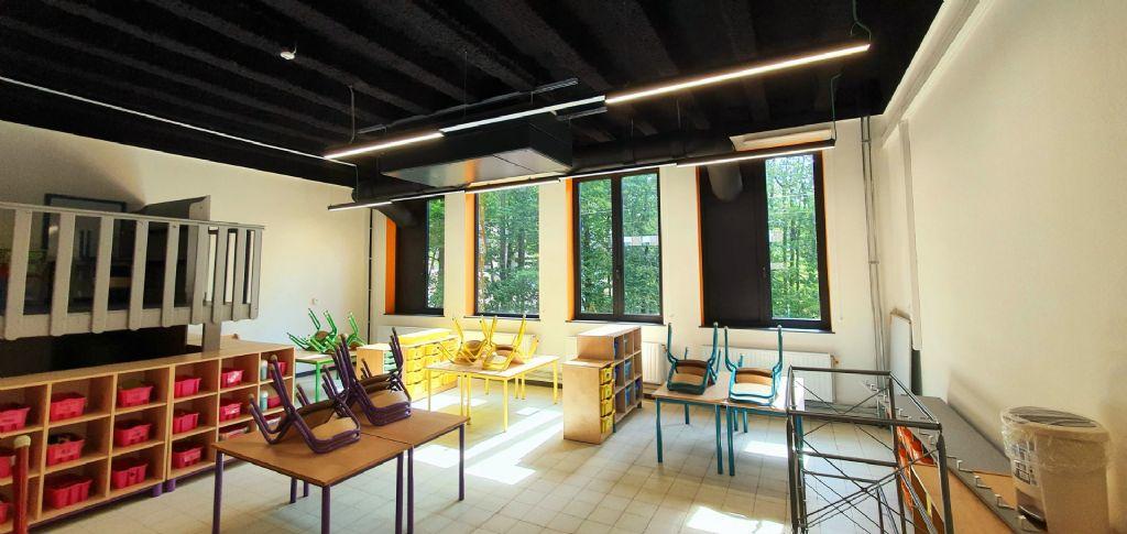 Cobaux étrenne la rénovation énergétique des écoles de Charleroi