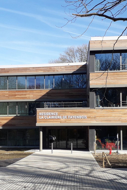 Résidence-service à Fayenbois : une vraie vie de château !