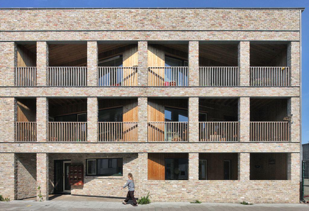 Winst voor Havana op Belgian Building Awards in categorie New Way of Living met Cohousing De Schilders