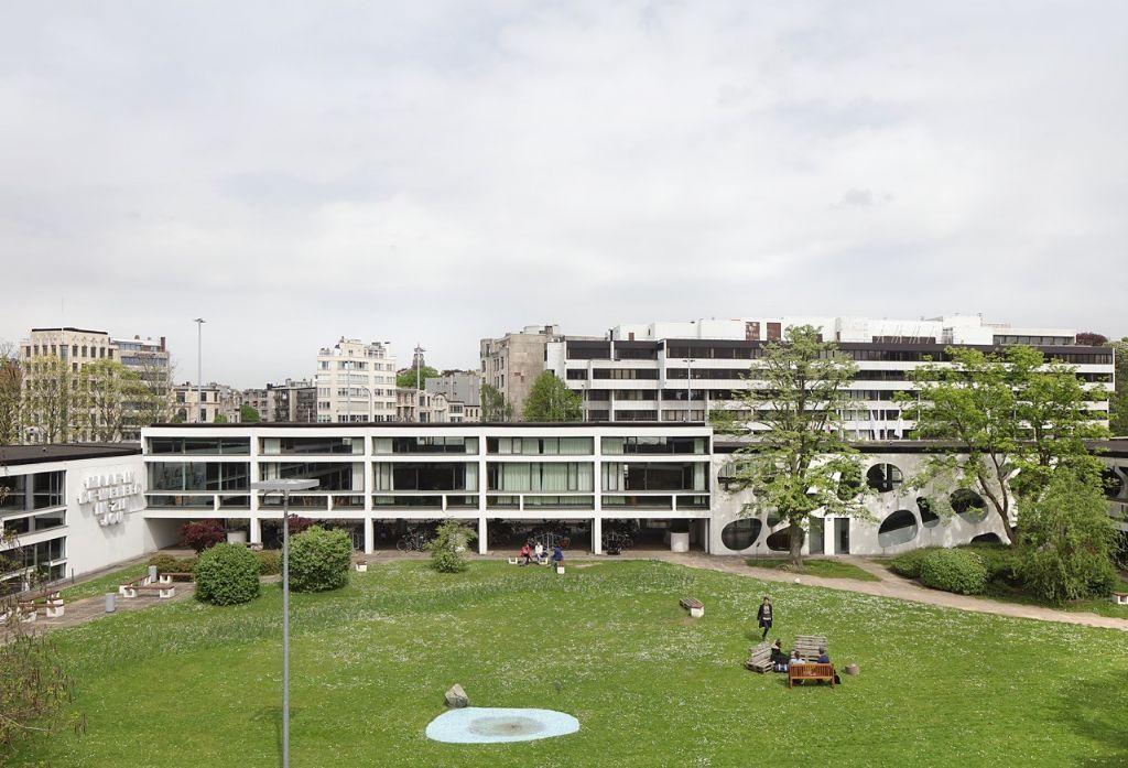 deSingel, Antwerpen, Léon Stynen