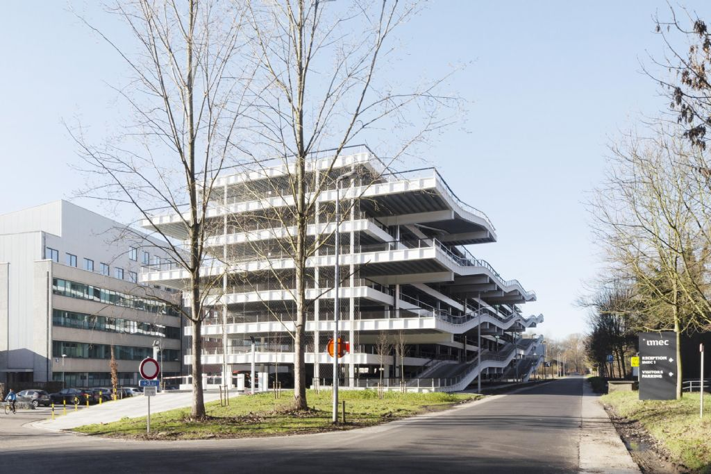 Parkeergebouw IMEC/KUL
