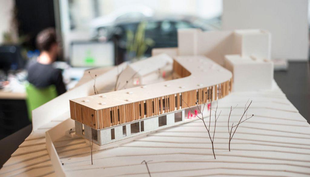Zampone Architectuur en MADAM architectuur bundelen krachten voor woonzorgcentrum Zonnelied