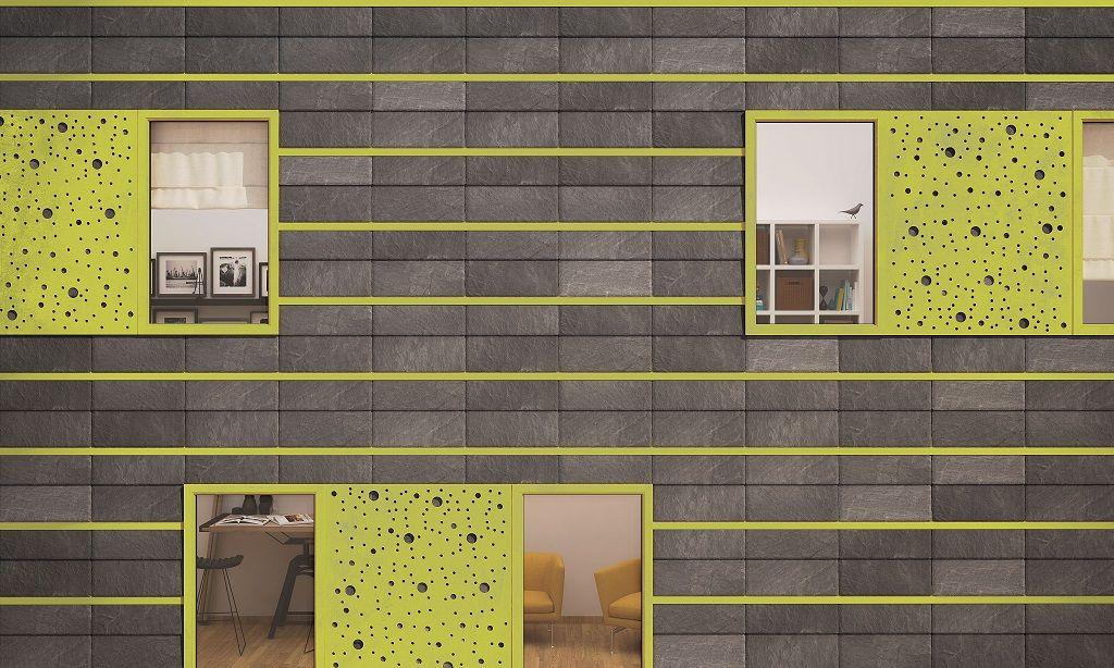 CUPACLAD Design : du nouveau pour l'ardoise en façade