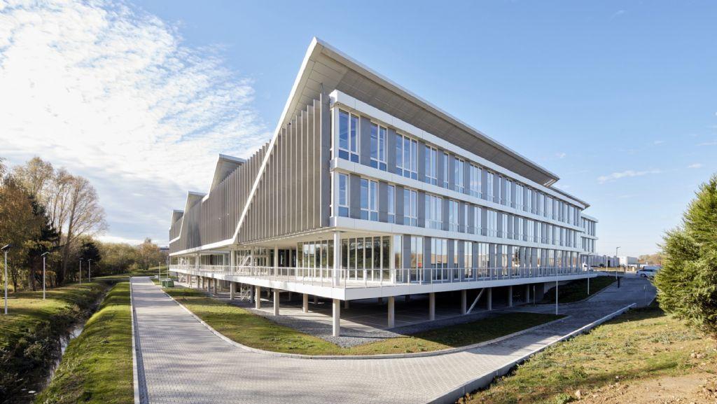 BBA Utility Building : Nouveau siège d'ORES (archipelago architects)