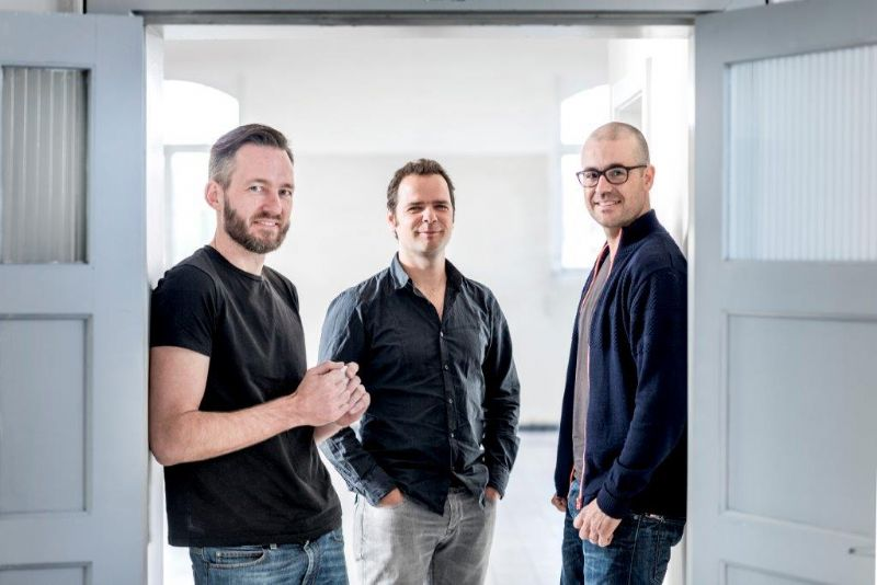 Architectuuratelier Dertien12, onder leiding van Tom Gantois, Lennart Claeys en Peter Bernaerts.
