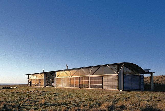 Architectuur door Glenn Murcutt.
