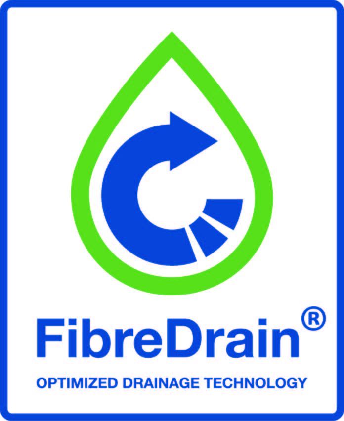 La technologie unique et brevetée Fiberdrain garantit une filtration efficace, qui garantit un air pur sur le lieu de travail.