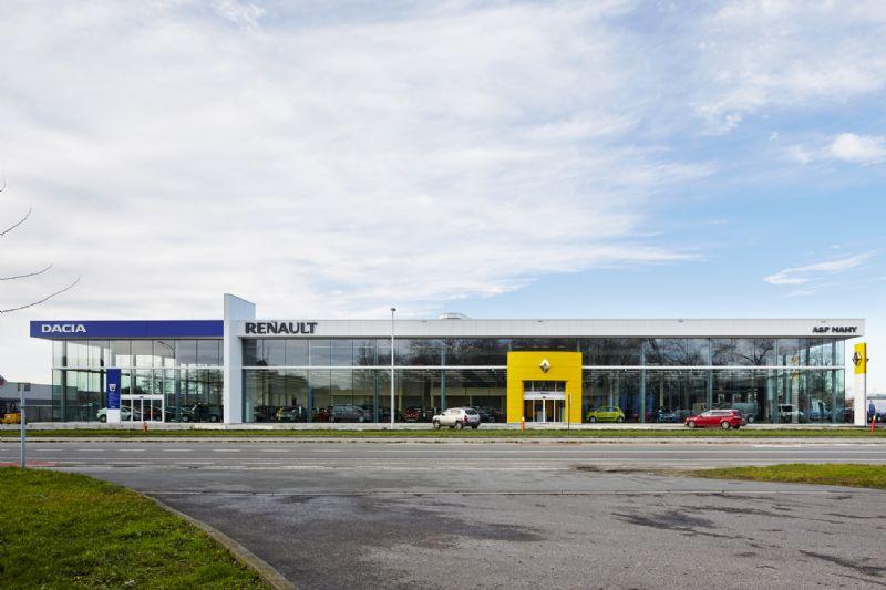 Nieuw vlaggenschip Renault & Dacia opent zijn deuren in Gent
