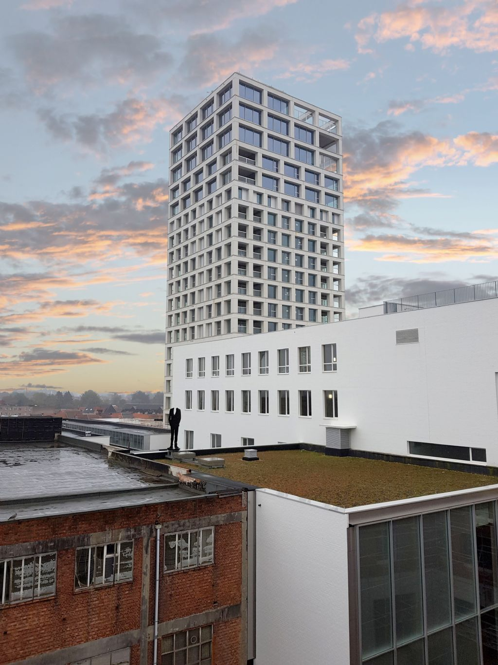 Precast in Buildings: Turnova (Turnhout)