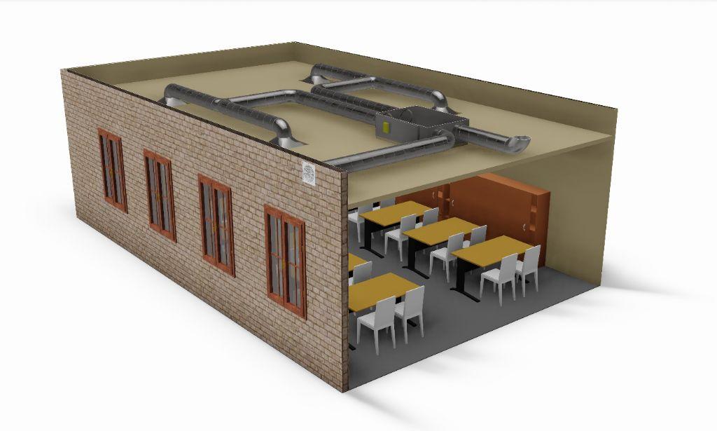 Een gezond klaslokaal dankzij goede ventilatie