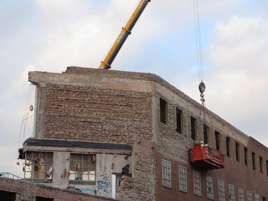 Comment extraire les matériaux réutilisables de bâtiments publics ?