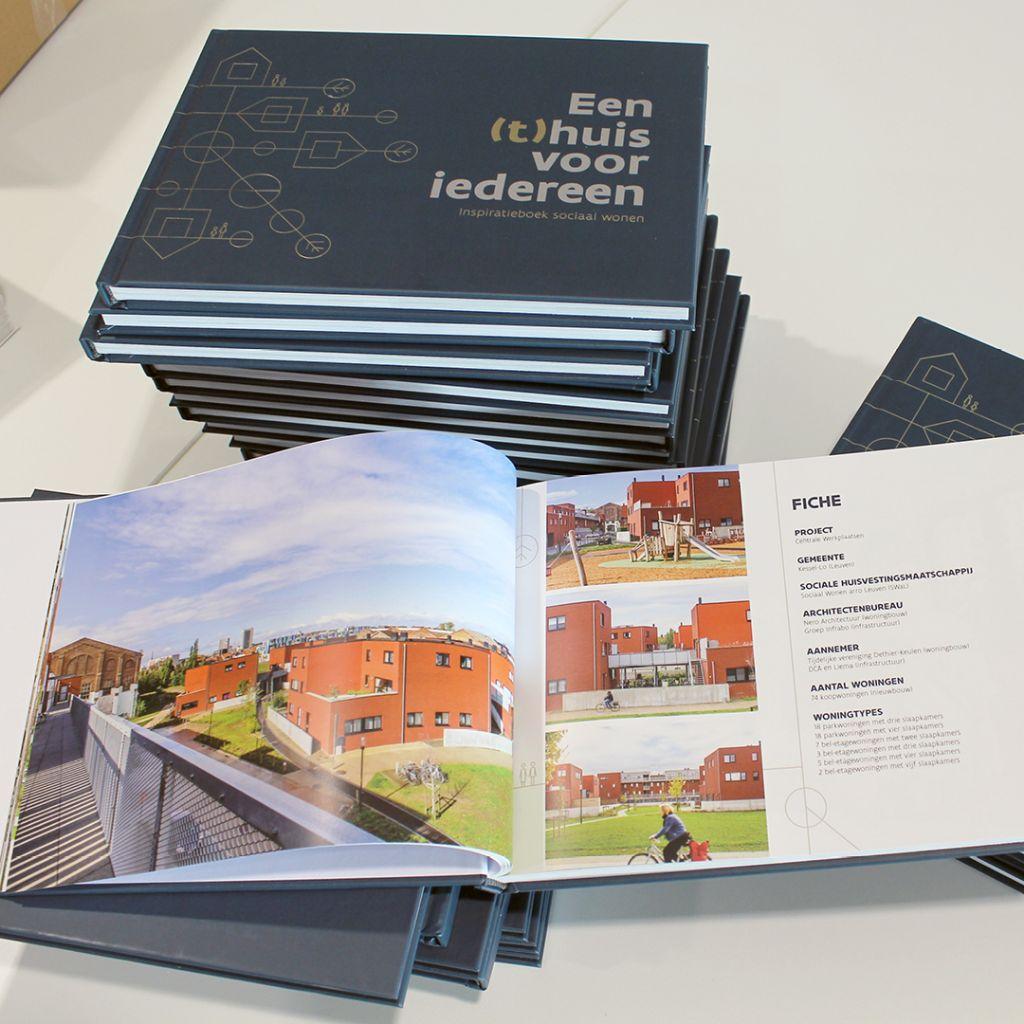Inspiratieboek bundelt 19 innovatieve en warme sociale woonprojecten