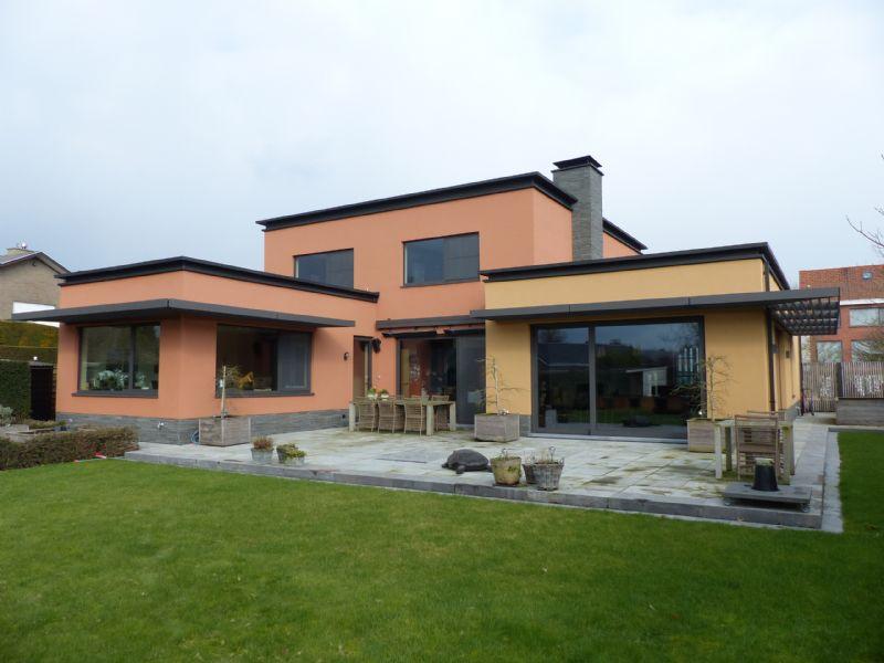 Vernieuwbouw villa Waregem