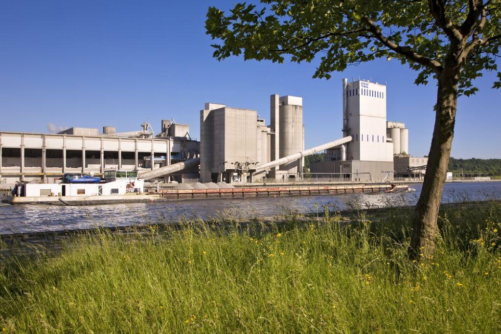 CBR-cementfabriek van Lixhe (Visé)