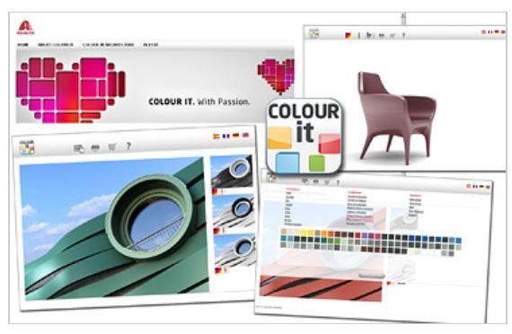 Colour it.: een nieuwe tool om kleuren te bepalen