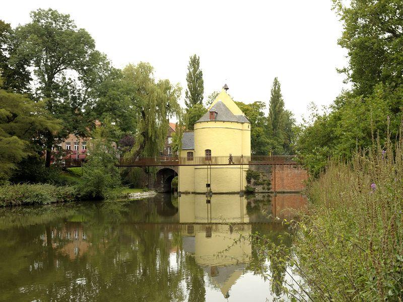 Smedenpoort in Brugge